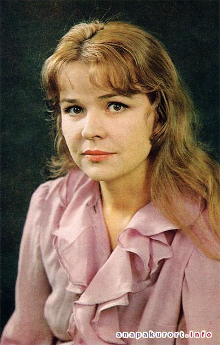 Тамара Сёмина актеры фото биография