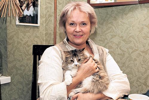 Людмила Гаврилова актеры фото сейчас