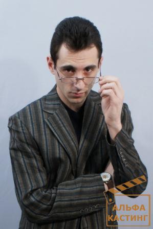 Актер Сергей Тодоров фото