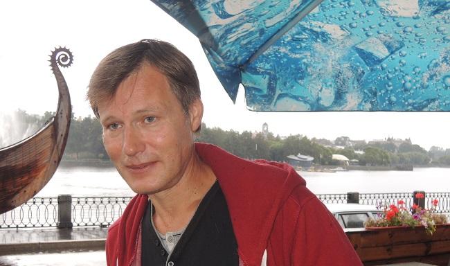 Фото актера Игорь Гордин, биография и фильмография