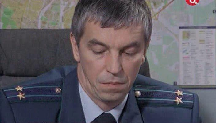 Актер Владимир Капустин фото
