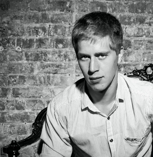 Актер Михаил Володин фото