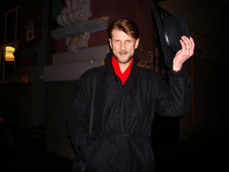 Актер Борис Георгиевский фото