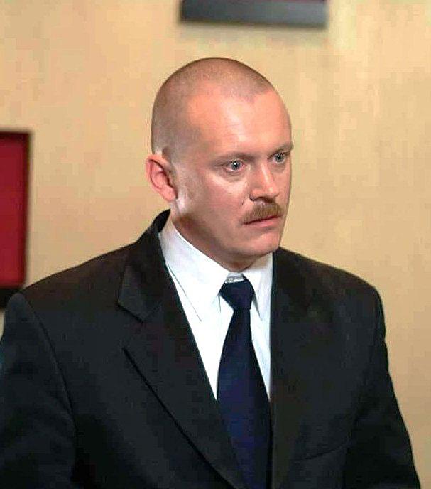 Юрий Маслак актеры фото биография