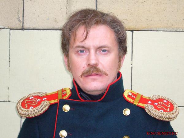 Фото актера Юрий Маслак