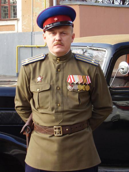 Актер Юрий Маслак фото