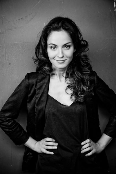 Марина Коняшкина фото