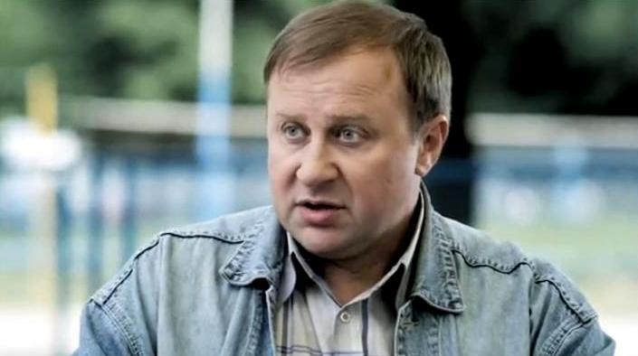 Актер Анатолий Голуб фото
