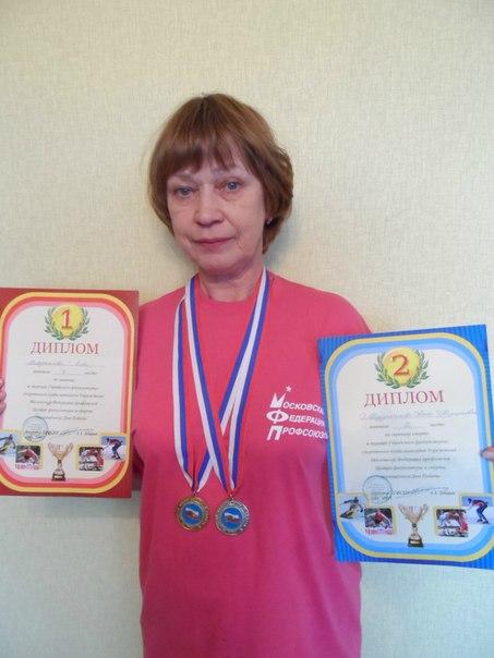 Алла Масленникова актеры фото биография