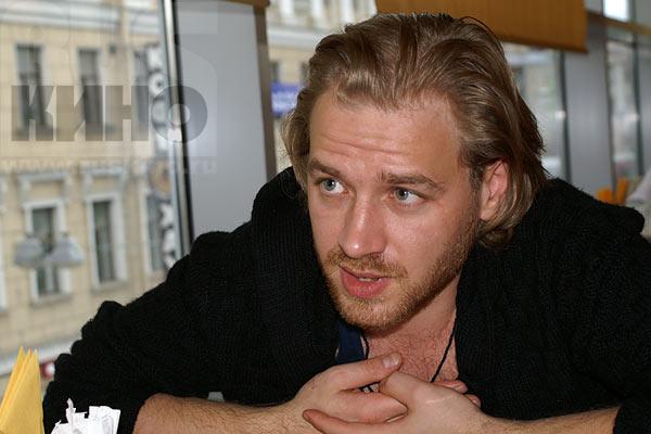 Актер Алексей Барабаш фото
