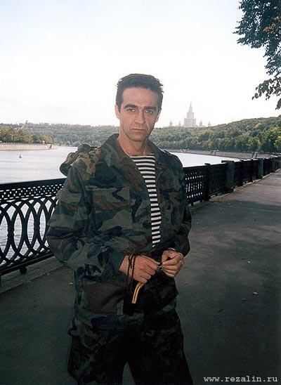 Александр Резалин актеры фото сейчас