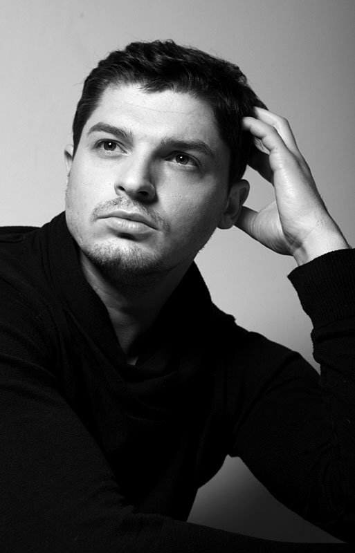 Актер Алексей Череватенко фото