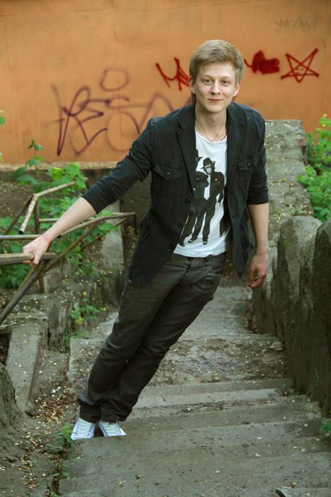 Фото актера Михаил Досенко