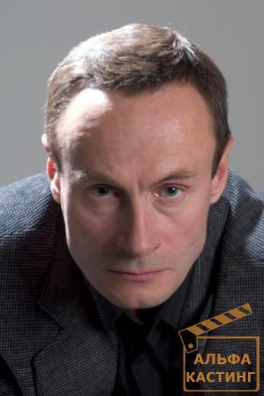 Актер Сергей Холмогоров фото
