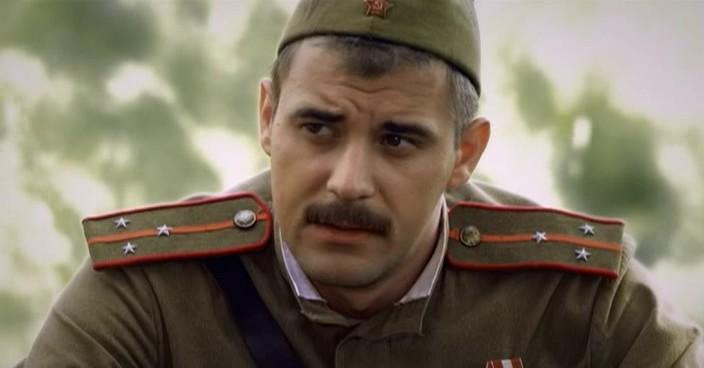 Актер Сергей Марин фото