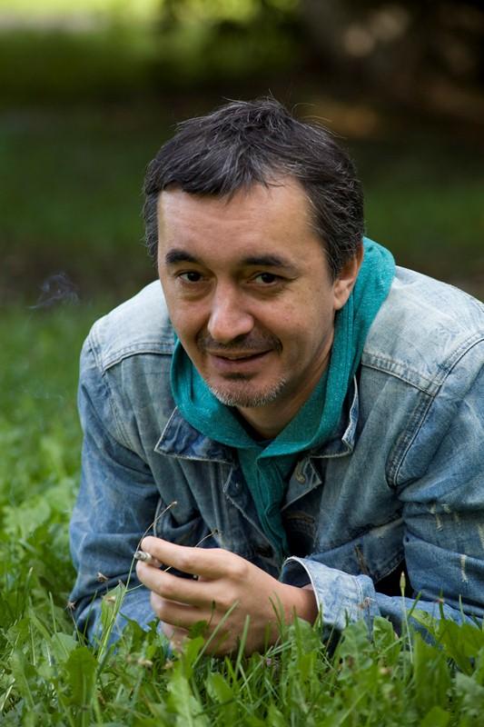 Актер Олег Гераськин фото