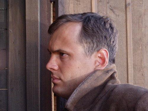 Актер Сергей Мищенко фото