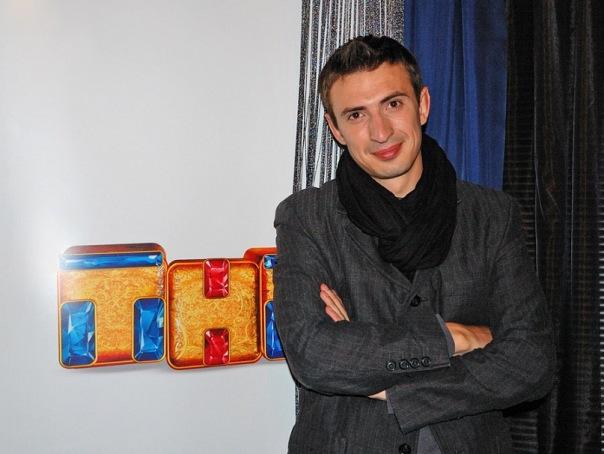 Актер Алексей Лемар фото