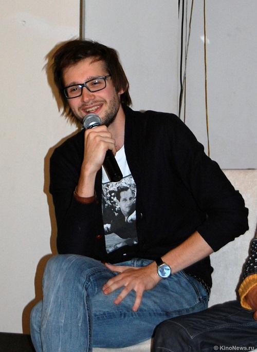 Актер Александр Дмитриев фото