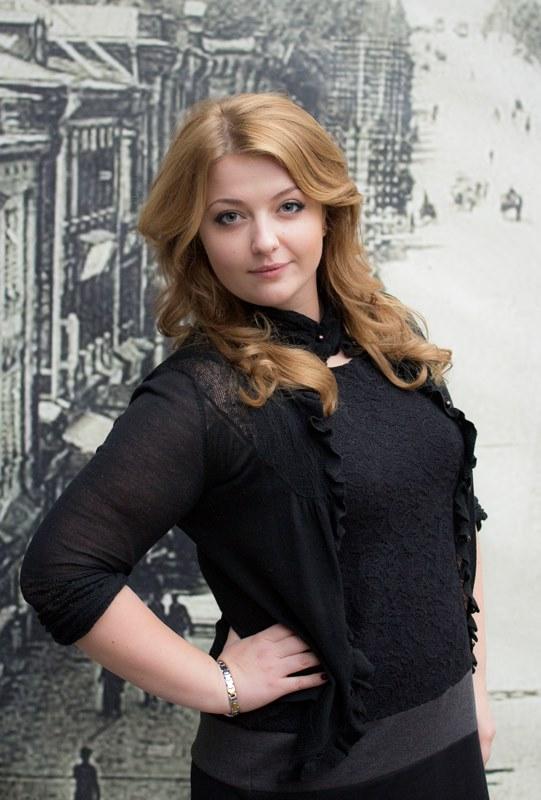Актер Инга Нагорная фото