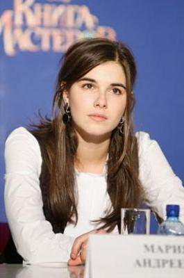 Мария Андреева фото жизнь актеров