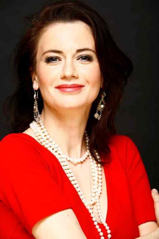 Актер Ксения Лаврова-Глинка фото