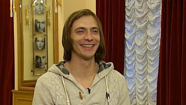 Актер Антон Феоктистов фото