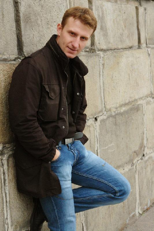 Фото актера Александр Новик