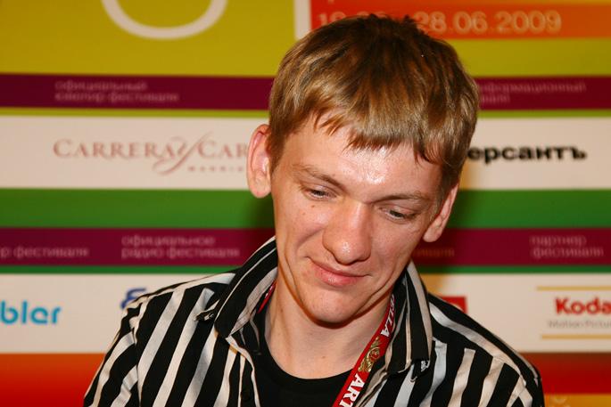 Актер Алексей Вертков фото
