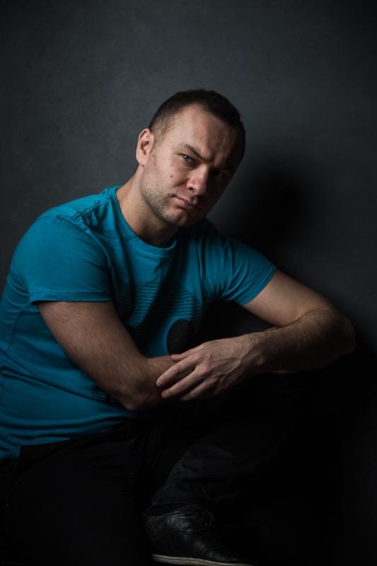 Актер Дмитрий Ермак фото