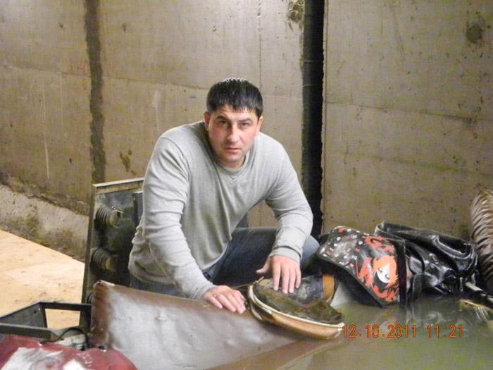 Актер Владимир Наджафов фото