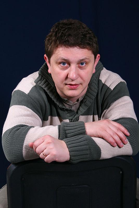 Фото актера Сергей Колешня