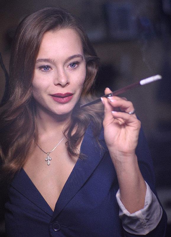 Фото актера Алина Ван Ортон