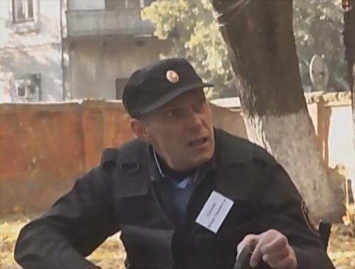 Актер Станислав Лесной фото