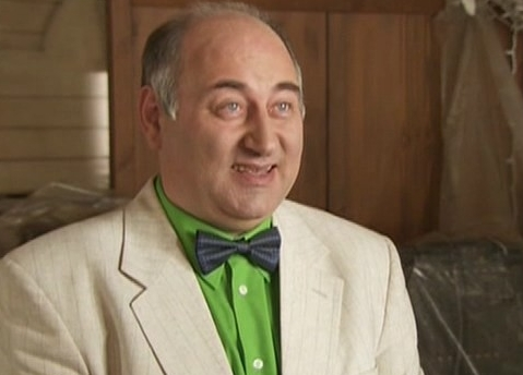 Владимир Тебенко актеры фото биография
