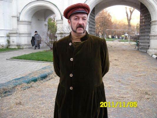 Фото актера Алексей Лунёв