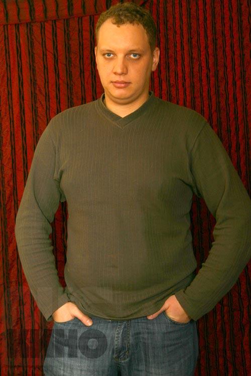 Актер Вячеслав Поляков фото
