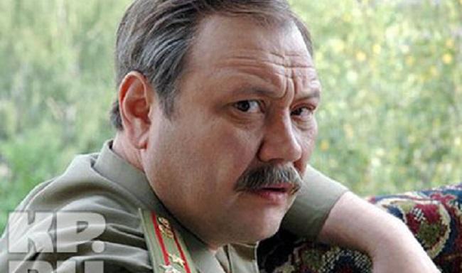 Юрий Степанов актеры фото сейчас