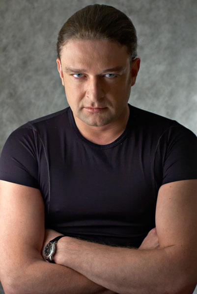 Фото актера Сергей Комаров (2)