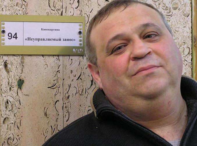 Актер Юрий Ваксман фото