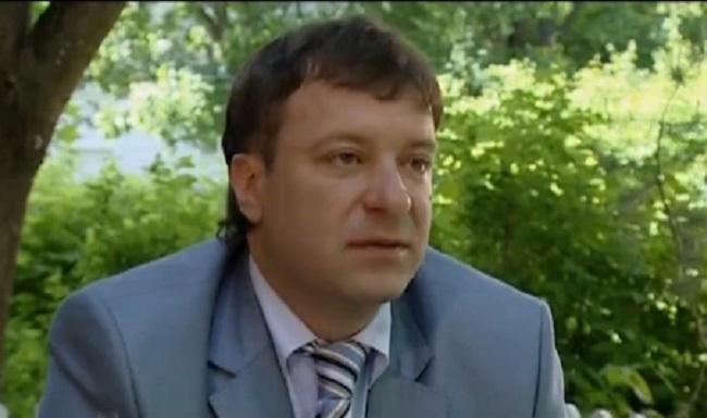 Алексей Федотов