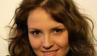 Актер Анастасия Лапина фото