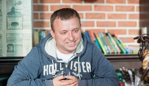 Фото актера Александр Глинский, биография и фильмография