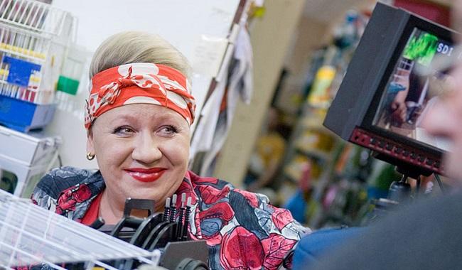 Наталья Сильвановская фильмография