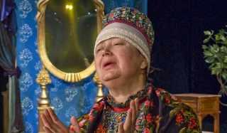 Актер Людмила Гамуряк фото