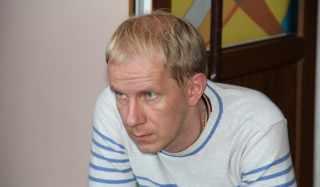 Актер Максим Киселев фото