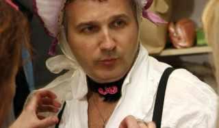 Актер Юрий Горбунов фото