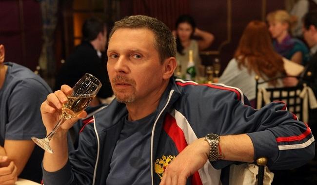 Фото актера Сергей Гусинский, биография и фильмография