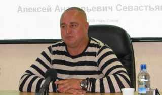 Актер Алексей Севостьянов фото
