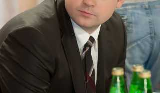 Актер Денис Роднянский фото